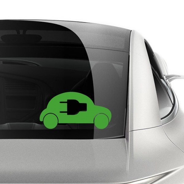 Green Charging Stations Symbol Electric Car Charging Point Sign ...