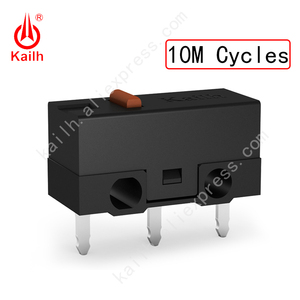 Image 5 - Kailh High life Micro Switch with 10/20/30M Cycle Mechamicroswitch 3PINS SPDT 1P2T Gaming mouse micro switch Mouse button