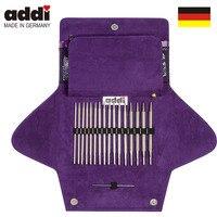 Набор сменных игл AddiClick круговые спицы вязаный крючком ручной работы набор инструментов 680 2