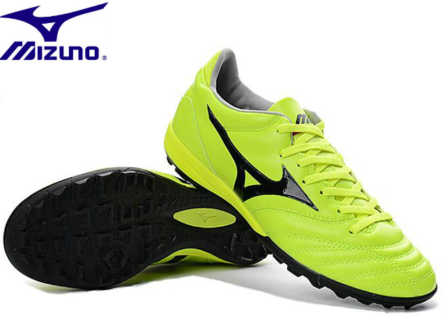 Mizuno NEO II TF Morelia Neo KL Mix Rugby Boots Adult Diva Blue/Safety Yellow sneakers Men Shoes Weightlifting  Shoes Size 39-45Mizuno NEO II TF Morelia Neo KL Mix Rugby Boots Adult Diva Blue/Safety Yellow sneakers Men Shoes Weightlifting  Shoes Size 39-45