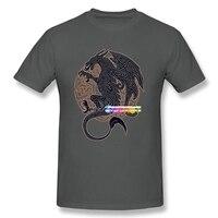 Hip Hop Dragon Tattoo T Shirt Team Men S Clothes O Neck Cotton XXXL Fashion Dragon