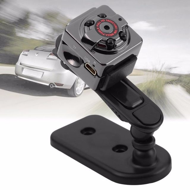 5pcs/pack SQ8 1080P HD Night Vision  Camera Camcorder Mini  DVR Motion Detection Car Sports DV