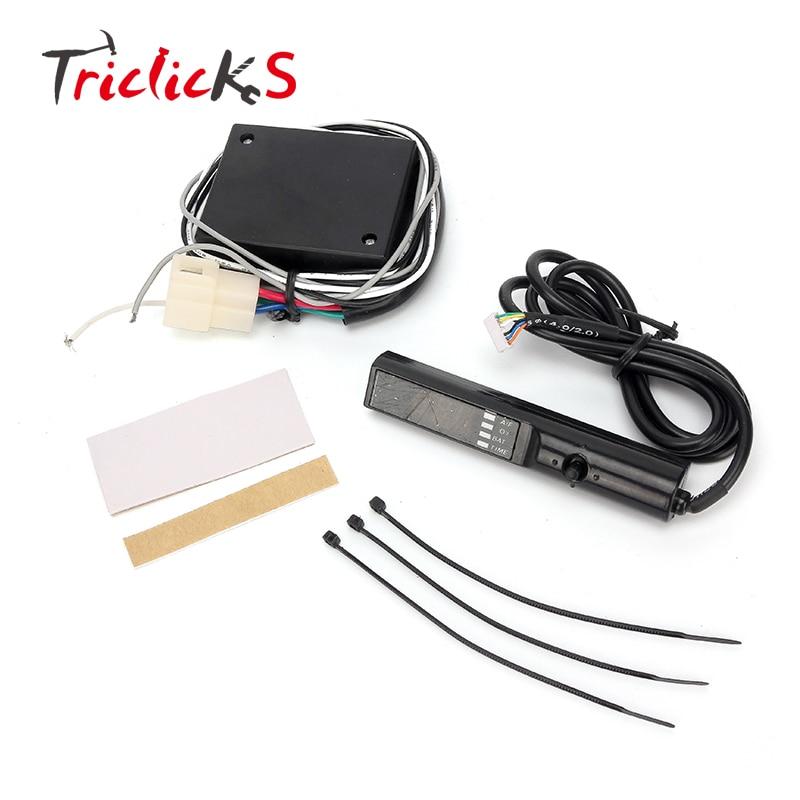 Triclicks Universal Auto Timer Turbine Schutz Für NA & Turbo Stift Blauen Led-einheit Turbolader & Teile Passen alle Fahrzeuge
