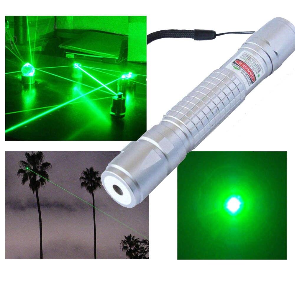 Lanternas e Lanternas lanterna laser de luz verde Fonte de Luz : Lâmpadas Led