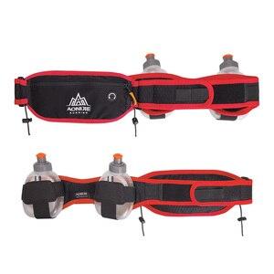 Image 4 - AONIJIE W937, сумка для бега, велоспорта, гидратации, поясная сумка, поясная сумка, держатель для телефона 170 мл, бутылки для воды