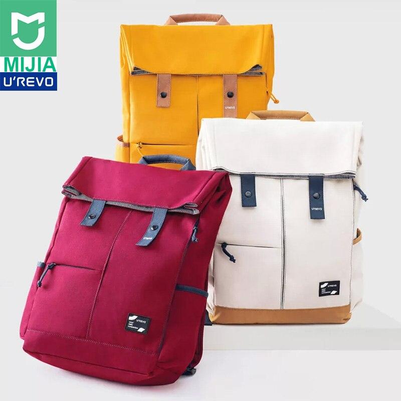 Xiaomi Youpin Urevo Rucksack College Casual Bag Große Kapazität Tasche Anzug 14-zoll Bis 15,6-inch Laptop Für Studenten Unterhaltungselektronik