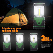Brightest LED Camping & Hurricane Lantern – Battery Operated – 500 Lumen Good Outdoor Bicycle Cycling Bike Accessories Sep 7