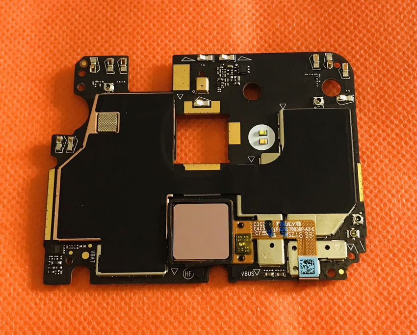 Used Original Mainboard 4G RAM+32G ROM Motherboard For LeEco LeTV Le S3 X626 Helio X20 MTK6797 Deca Core Free Shipping