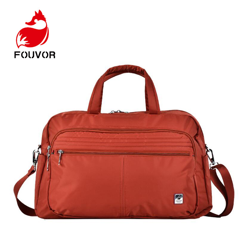 Fouvor Women Travel Bags 2018 Fashion Large Capacity Waterproof Luggage Duffle Bag Casual Totes Big Weekend