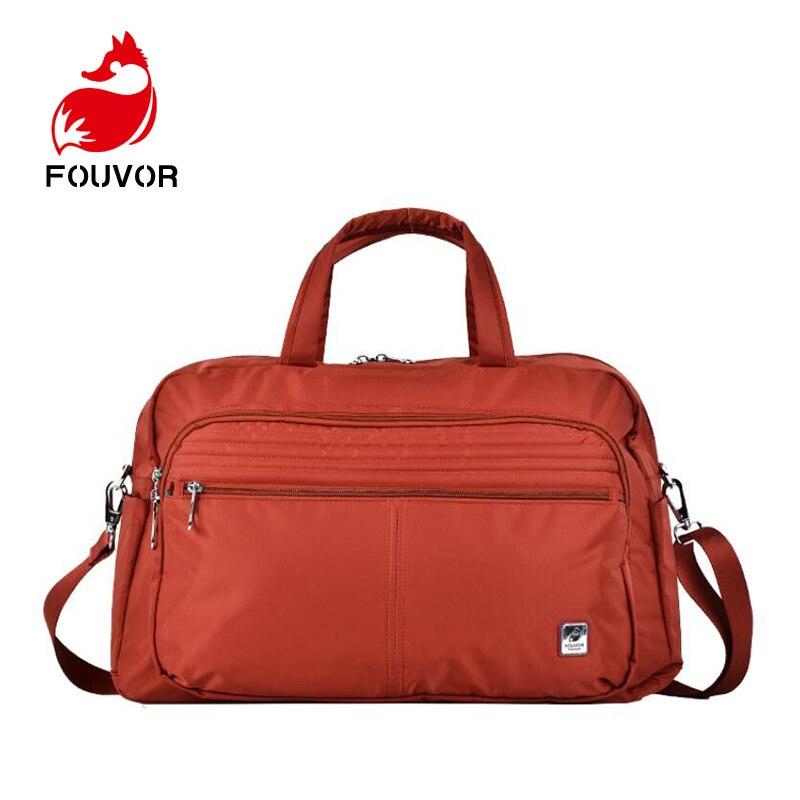 Fouvor Women Travel Bags 2018 Fashion Large Capacity Waterproof Luggage Duffle Bag Casual Totes Big Weekend Trip Tourist Bag