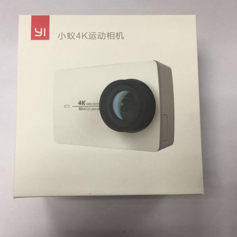 Xiaomi Yi 4k Action Camera Sport Mini Cam Outdoor Kamera Screen Wifi Bluetooth Wide Angle Lens Touch Screen Camaras TF Slo - 6