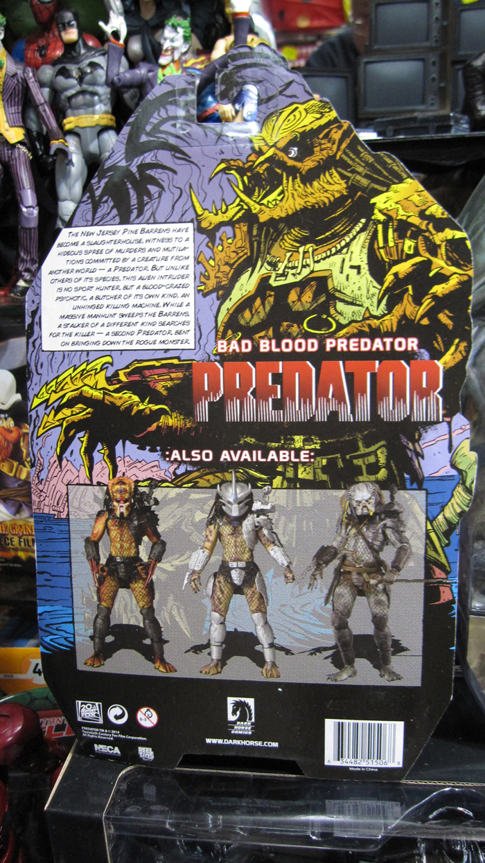 Hot Classic Sci fi Horror Movie Alien Hunter Predators