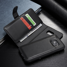 Multifunction Wallet Leather Case For Samsung Galaxy S7 G9300 S7 Edge G9350 Flip Cover Phone Bag Zipper Purse Pouch Card Slot