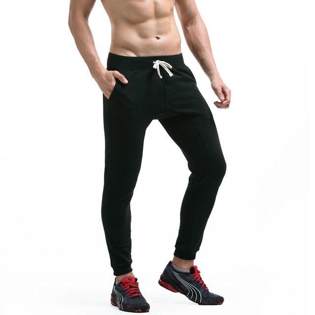 738b005e3 € 22.42 |Pantalones largos para correr para hombre, pantalones deportivos  activos, pantalones deportivos, pantalones de chándal de algodón para ...