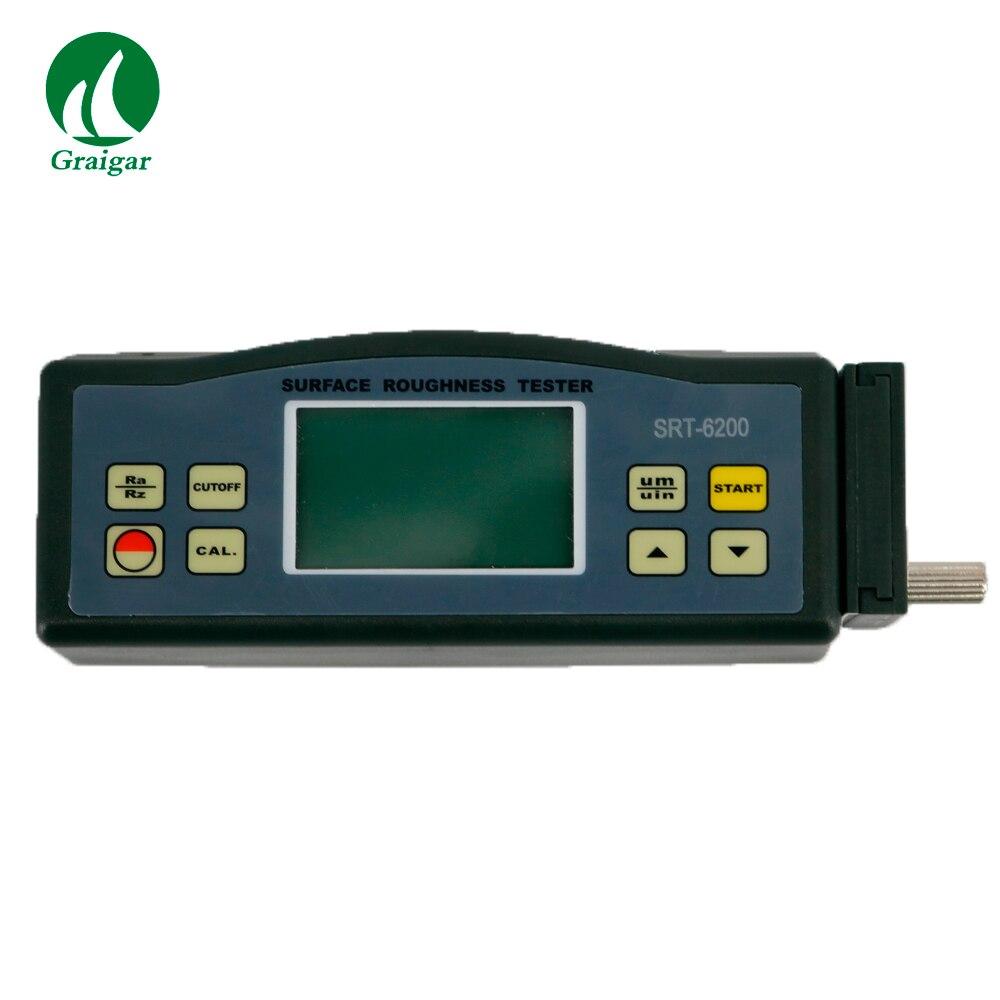 SRT-6200 Superfície Rugosidade Medidor Tester medidor Ra Rz SRT6200 Nova Altamente Sofisticado Sensor de Indutância