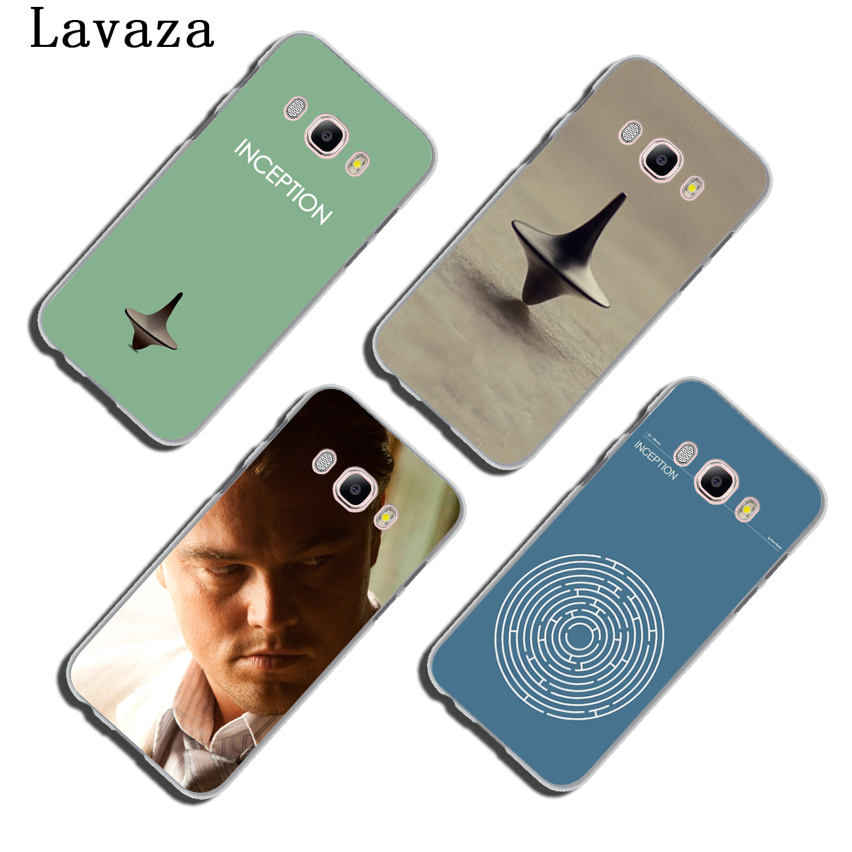 Lavaza Леонардо Ди Каприо создания телефон чехла для samsung Galaxy J3 J1 J2 J5 J7 2015 2016 2017 J2 Ace pro J5 Прайм Cover