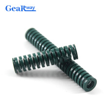 Gearway Green Compression Spring Heavy Loading Die TH20x60/20x65/20x70/20x95/20x100mm Mould