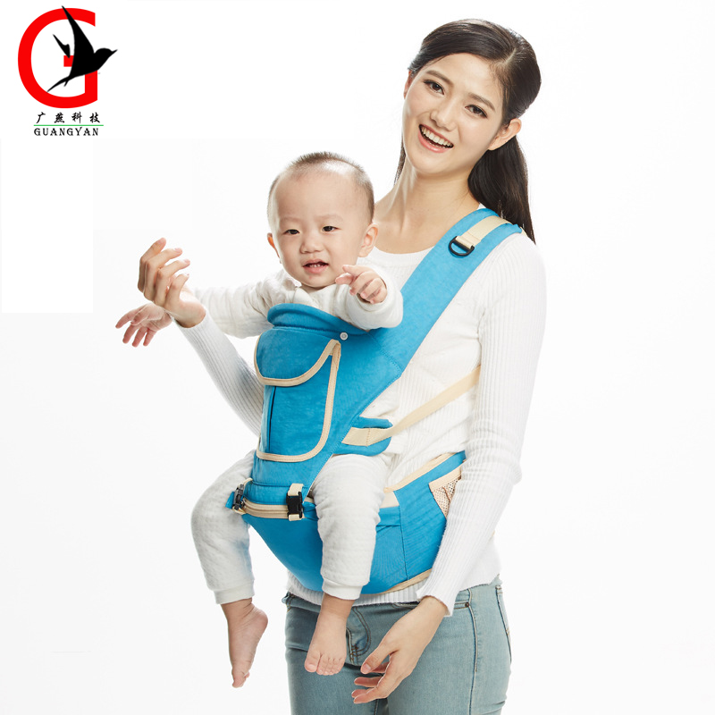 Multifunctional Ergonomic baby carrier Baby Wrap Slings for Babies Backpack baby hipseat LQE-LXEM202 hot baby carrier infant hipseat backpack children s backpack multifunction slings for babies cotton baby hipseat mochilas pt427