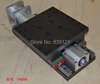 Motorized Stage Circular Guide Type 300 Mm Travel Stage For Cnc Wooden Router Cutter