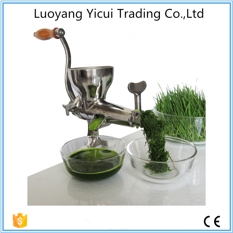 304 stainless steel Manual Juicer for Home Use 1 set stainless steel manual movable sugarcane juicer made in china popular commercial use blender machine for sugarcane