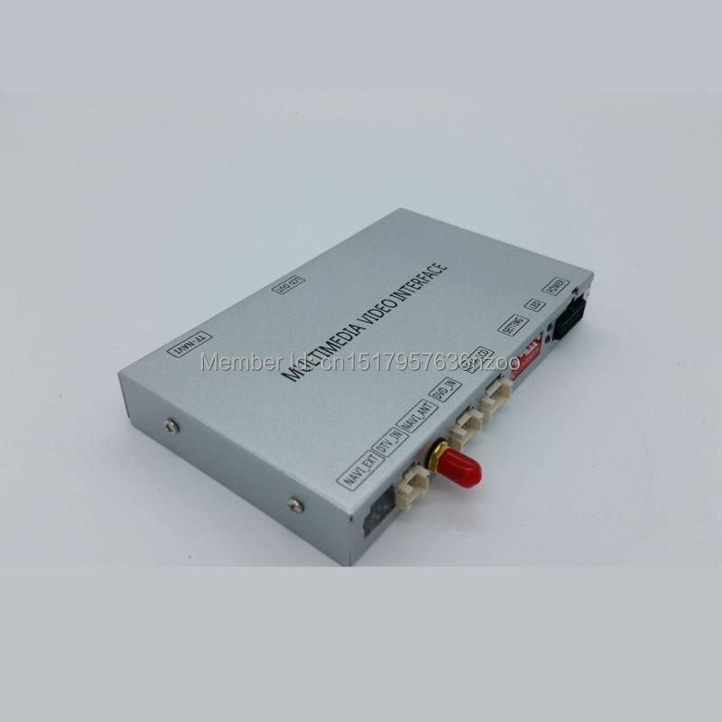 La Radio MMI d'oem Plus A7 ajoutent le système d'intégration de Navigation par Satellite pour AUDI