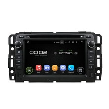 Otojeta Android 8.0 dvd-плеер автомобиля Octa core 4 ГБ Оперативная память 32 ГБ ROM для GMC Yukon TAHOE 2007- GPS стерео радио рекордер штатные Топ
