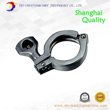 316 sanitary ball valve tri-clamp+PTFE/teflon gasket