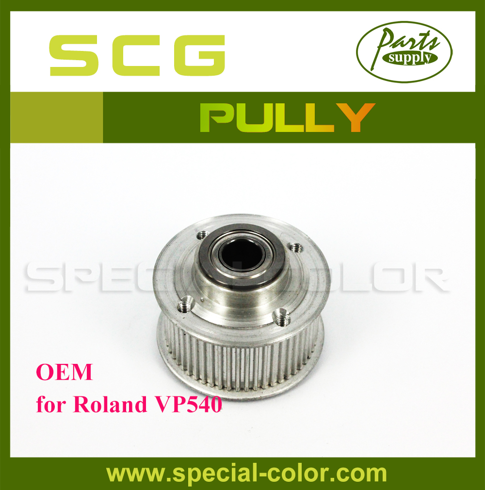 OEM Roland VP540 DX4 Printer Pully RS640 Solvent Printer Pulley