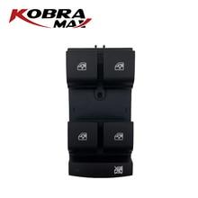 KobraMax Left front schalter 13305373 Für Buick Chevrolet Cruze Auto berufs zubehör schalter