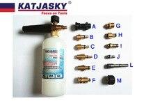 Pistolet à mousse pour lavage de voiture en cuivre, haute qualité, pour Karcher nilfisk lavor BS BD, générateur de mousse, lance à bulles de neige