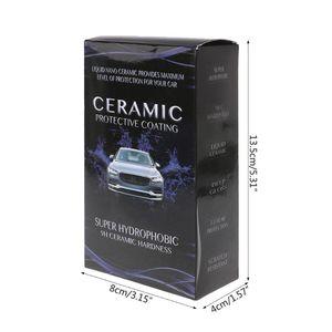Image 5 - 30ミリリットル9h車スーパー疎水性glasscoat液体セラミックコートポリッシュアンチスクラッチ