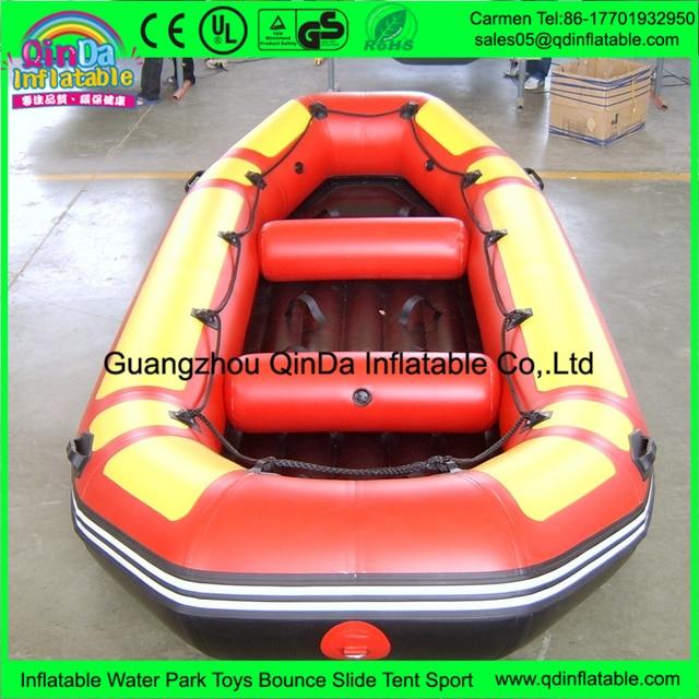 Надувные каноэ лодка является одним из горячих дело игрушки воды в Европе