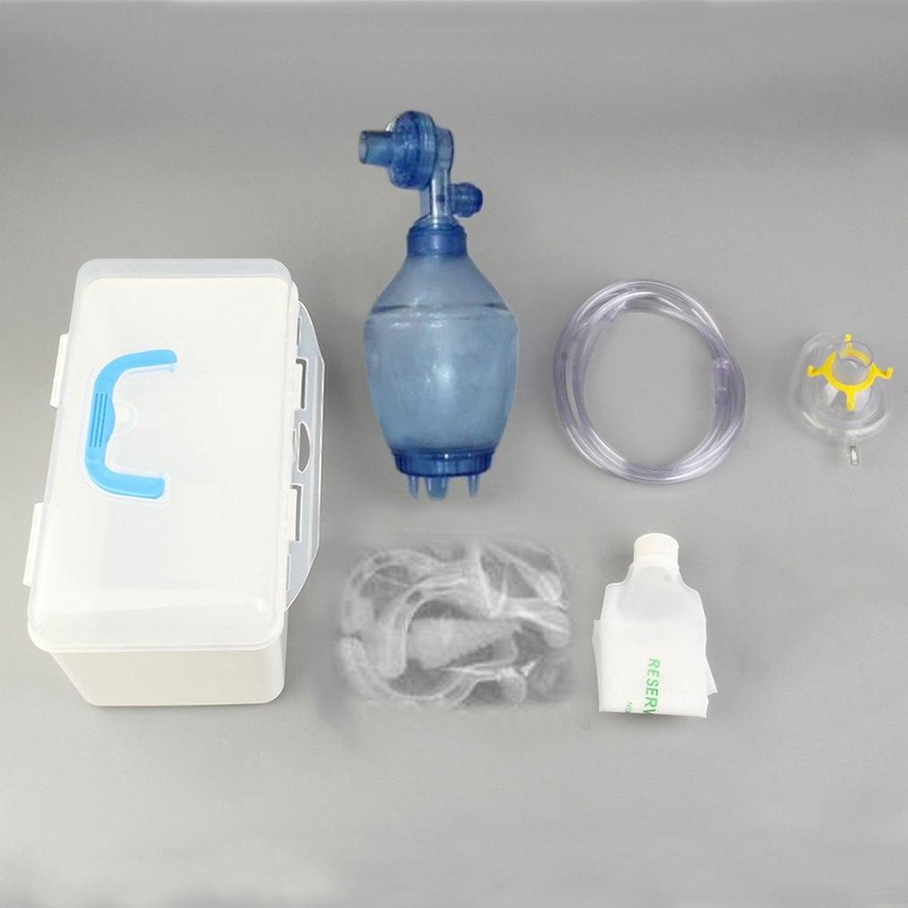 Simples auto-ajuda respiratória sílica gel simples respirador