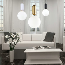 Modern LED Pendant Light Fixture Hanging Lamp Design, Loft Style Home And Industrial Lighting