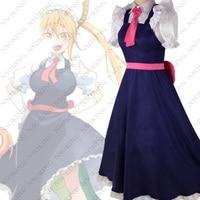 Miss Kobayashi S Dragon Maid Cosplay Kobayashi San Chi No Maid Toru Tohru Costume
