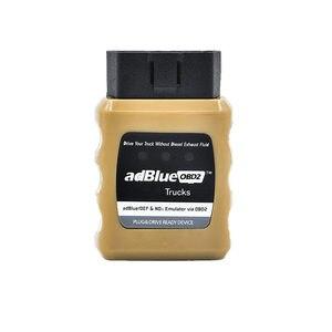 Image 2 - Emulatore AdBlue emulazione NOX AdblueOBD2 dispositivo pronto per Plug & Drive di camion OBD2 Adblue OBD2 per Iveco/SCANIA/DAF