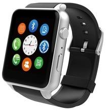 บลูทูธสมาร์ทนาฬิกานาฬิกาอัตราการเต้นหัวใจสุขภาพการออกกำลังกายวัดสวมใส่อุปกรณ์ที่มีGPRSซิมการ์ดS Mart W Atchสำหรับโทรศัพท์สมาร์ทGT88