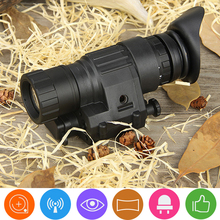 New PVS-14 Infrared Night Vision Monocular Digital Tactical Night Vision Scope For Shooting Telescope