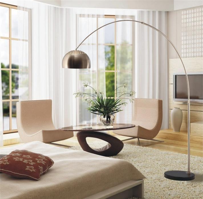 Living Room Bedroom Cafe Bar Floor Lamp