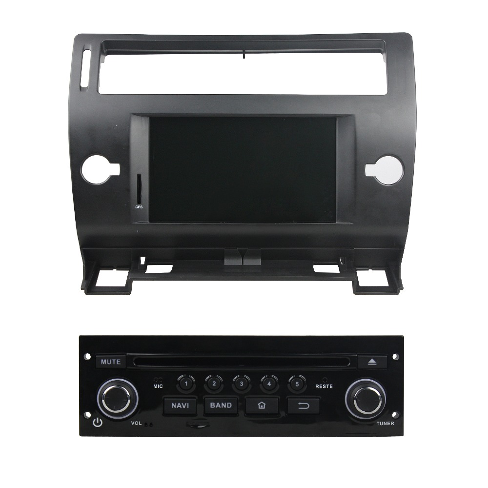 Fit for CITROEN C4 2005 2011 font b android b font 5 1 1 1024 600