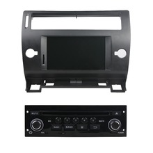 Fit for CITROEN C4 2005-2011 android 5.1.1 1024*600 car dvd player gps radio 3G wifi bluetooth mirror link obd2 free map