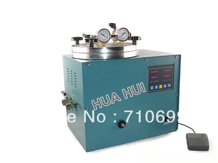 Высокая автоматизация цифровой вакуумный Воск инжектор 220 В литье оборудования для каждой формы/ювелирных изделий машины инструменты