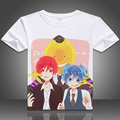 2017 newest anime T-shirt casual tshirt Assassination Classroom cosplay digital printed hot anime t shirt Korosensei t-shirt