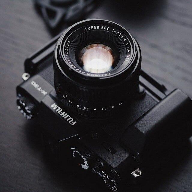 أسود Pro سريع إطلاق L لوحة/L نوع قوس ترايبود يصلح ل فوجي فيلم فوجي XT20 X T30 يد ماسِك للجوّال