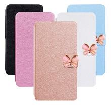 Роскошный Цветок Flip Vertical Leather Case для Samsung Galaxy S3mini S3 SIII Мини i8190 GT-I8190 Небольшой Бумажник Case S 3 III mini