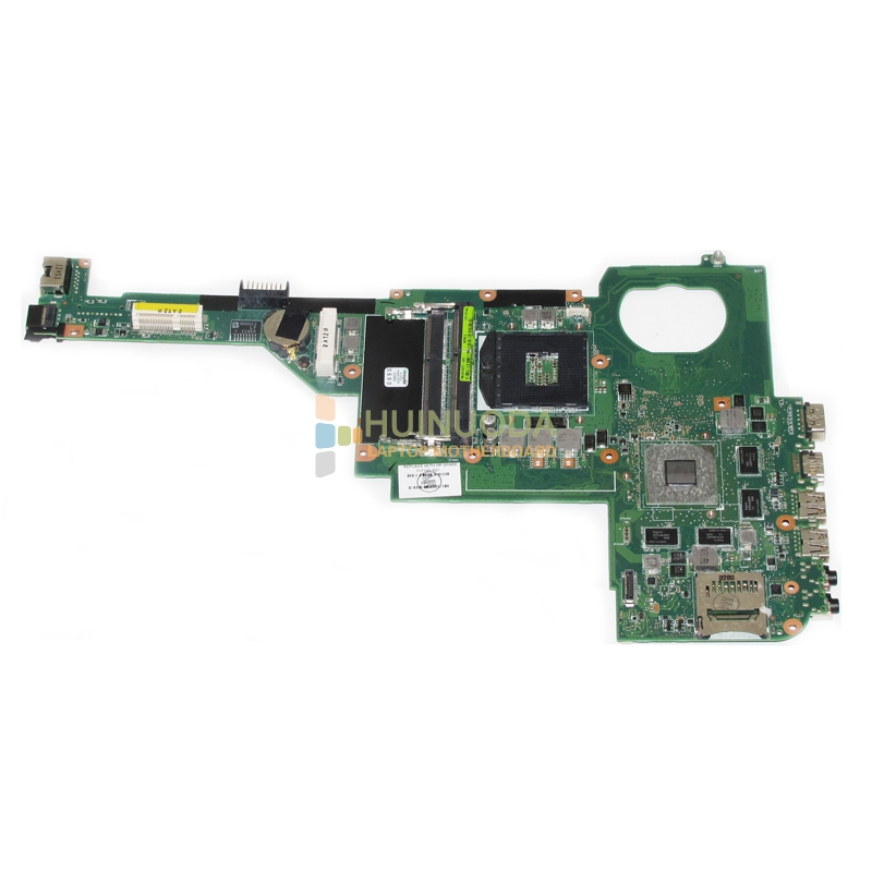 NOKOTION 717185-501 for hp pavilion DV4 DV4-5000 laptop motherboard HM77 ATI HD7670M DDR3 nokotion 676756 501 676756 001 for hp pavilion dv4 dv4 5000 laptop motherboard intel hd4000 hd graphics ddr3 hm77