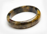 Inner Diameter 59mm Genuine Natural Pietersite Gems Stone Fashion Powerful Crystal Bangle Bracelets