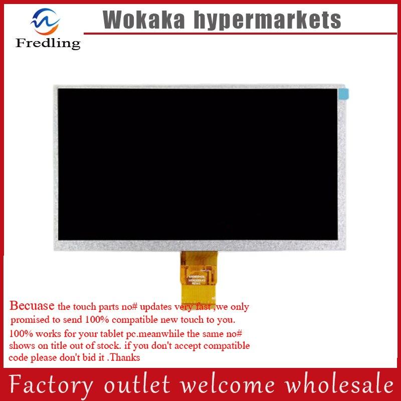 все цены на  9inch LCD Display screen Panel L900D50-B L900D50 C700D50-B C700D50 B 800*480 For Allwinner A10 A13 Tablet PC YX0900725 - FPC  онлайн