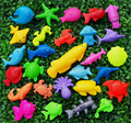Children's magnetic fishing toys Good quality solid floating fish