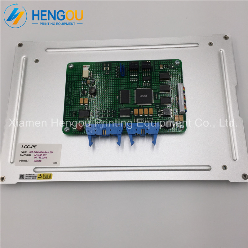 1 Piece 12 Months Warranty Printing Display Screen, Hengoucn Cp Tronic Display ,tft Display,mv.036.387,00.785.0353